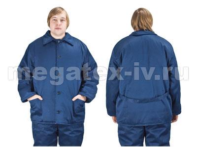 спецодежда оптом - куртка утепленная
