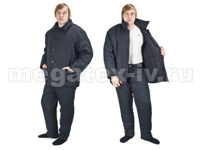 Куртка утепленная диагональ в Иваново